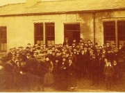 1910 opening of the Village Hall