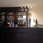 New bar facilities