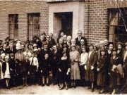 1932 opening of the new Village Hall